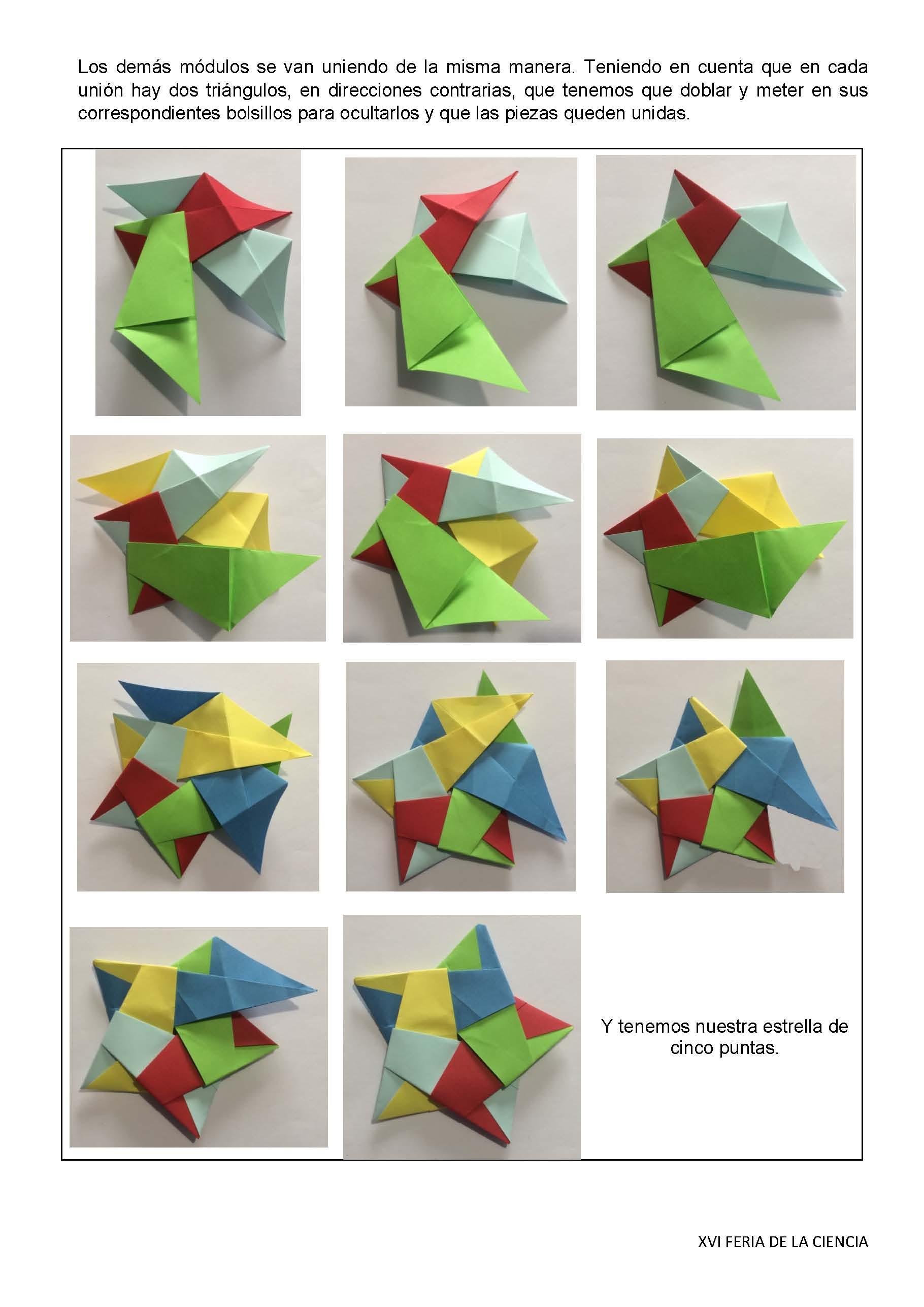 Materiales elaborados - estrellas